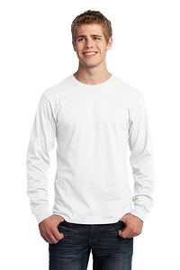 Port & Company 5.4 Oz. Long Sleeve 100 percent Cotton T-Shirt
