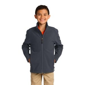 Port Authority® Youth Core Soft Shell Jacket