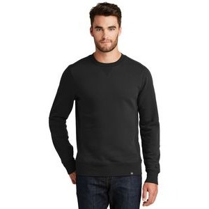 New Era® Men's French Terry Crew Sweater