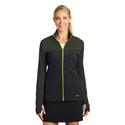 Nike Golf Therma-FIT Hypervis Ladies' 1/2 Zip Cover Up Jacket