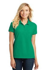 Port Authority Ladies Core Classic Pique Polo Shirt