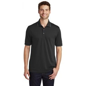 Port Authority® Dry Zone® UV Micro-Mesh Tipped Polo Shirt