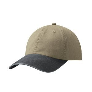 Port & Company® Two-Tone Pigment Dyed Cap