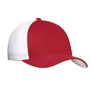 11393535487 Port Authority® Flexfit® Mesh Back Cap