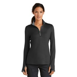 Nike Golf Ladies' Dri-FIT Stretch 1/2-Zip Cover-Up Shirt
