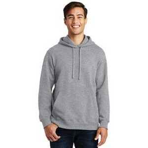 Port & Company® Men's Fan Favorite™ Fleece Pullover Hooded Sweatshirt