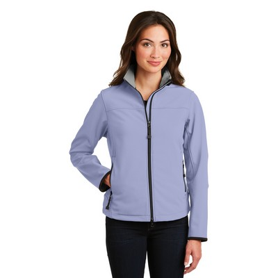 Port Authority® Ladies' Glacier Soft Shell Jacket