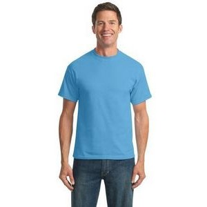 Port & Company® Tall 50/50 Cotton/ Poly T-Shirt