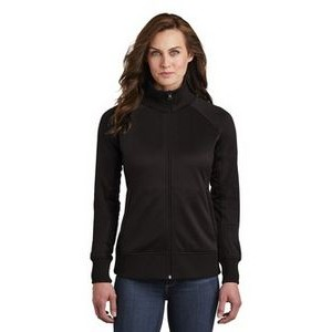 The North Face® Ladies Tech Full Zip Fleece Jacket