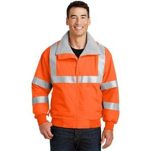 Port Authority® Enhanced Visibility Challenger™ Jacket w/ Reflective Taping