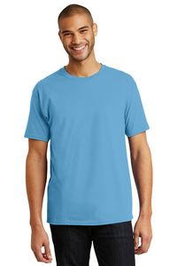 Hanes 6 Oz. Tagless 100 percent Cotton Adults T-Shirt