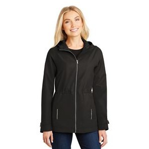 Port Authority® Ladies Northwest Slicker Jacket