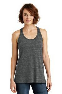 District Made Ladies Cosmic Twist Back Tank Top