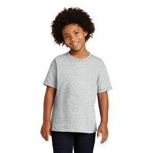 Gildan® Youth Heavy Cotton™ 5.3 Oz. 100% Cotton Short Sleeve T-Shirt