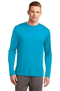 Mens Sport-Tek Long Sleeve PosiCharge Competitor Tee Shirt