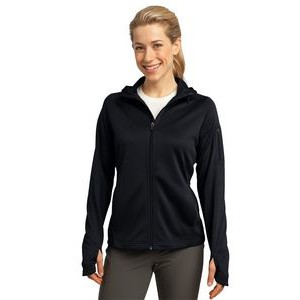 Sport-Tek® Ladies' Tech Fleece Full-Zip Hooded Jacket