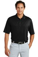 562912933-120 - Nike Golf Dri Fit Cross Over Texture Polo Shirt - thumbnail