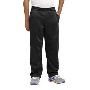 Sport-Tek® Youth Sport-Wick® Fleece Pants