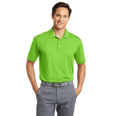 Nike Adult Dri-Fit Vertical Mesh Polo Shirt