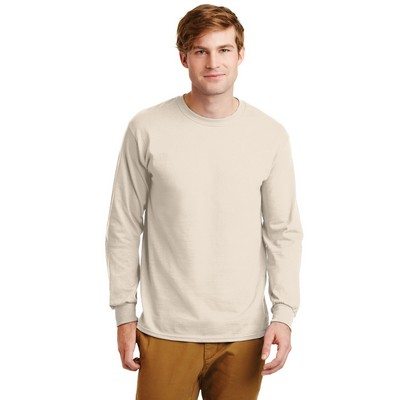 Gildan® Ultra Cotton® 100% Cotton Adult Long Sleeve T-Shirt
