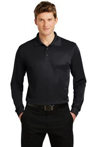 Sport-Tek� Micropique Sport-Wick� Long Sleeve Polo Shirt