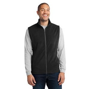 Port Authority® Men's Microfleece Vest