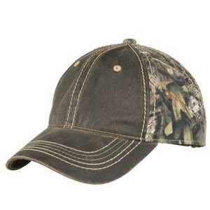 Port Authority® Pigment Print Camouflage Cap