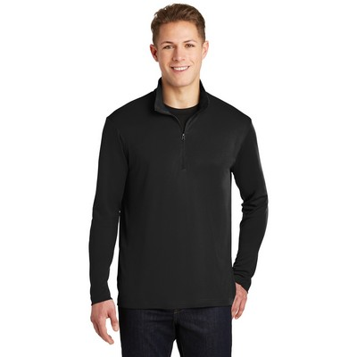 Sport-Tek® PosiCharge® Competitor™ 1/4 Zip Pullover Shirt