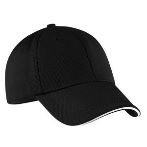 Nike Golf Dri-Fit Mesh Swoosh Flex Sandwich Cap
