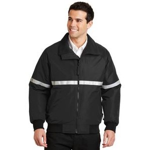 Port Authority® Challenger™ Jacket w/ Reflective Taping