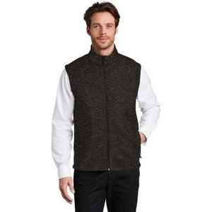 Port Authority® Men's Sweater Fleece Vest