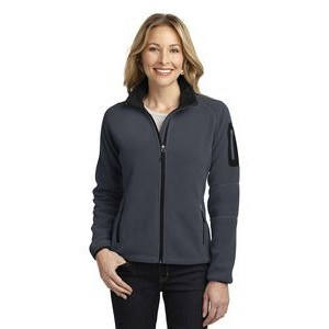 Port Authority® Ladies' Enhanced Value Fleece Full-Zip Jacket
