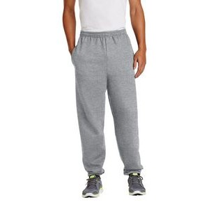 Port & Company® Essential Fleece Sweatpants w/Pockets