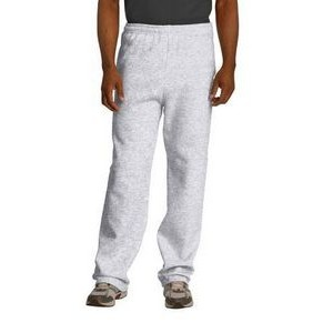 Jerzees® NuBlend® Open Bottom Sweatpants w/ Pockets