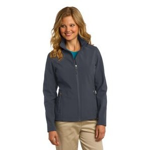 Port Authority� Ladies' Core Soft Shell Jacket
