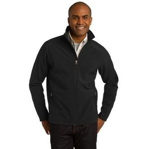 Port Authority� Men's Tall Core Soft Shell Jacket