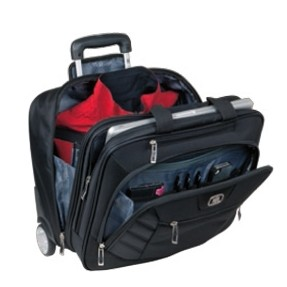 OGIO® Lucin Briefcase w/Retractable Handle