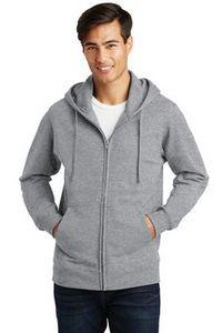 Port & Company Fan Favorite Fleece Full-Zip Hooded Sweatshirt