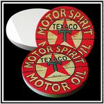 Custom Absorbent Stone Car Coaster (2.5