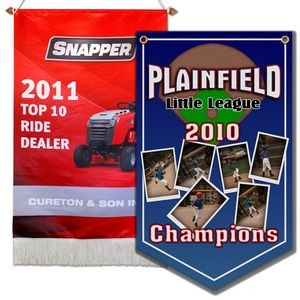3'x5' Championship Banner (Full Color)