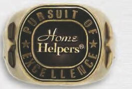 Award Ring w/ Full Color Imprint