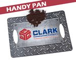 Custom Handy Pan Dust Pan - Spot Color