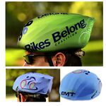 Custom Bicycle Helmet Cover