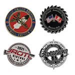 Custom Die Cast Challenge Coin (1 3/4