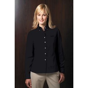 Ladies Freedom Twill- Button Down