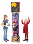 Custom 8' Halloween Giant Toy Filled Hanging Treat - Deluxe