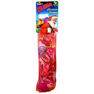 The World's Largest 6' Promotional Hanging Christmas Stocking - Deluxe