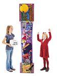 Custom 8' Halloween Giant Toy Filled Hanging Treat - Standard
