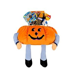 Jumbo Jack O Lantern Toy Filled Plush
