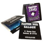 Custom Condom Matchbook Full-Color w/ Condom
